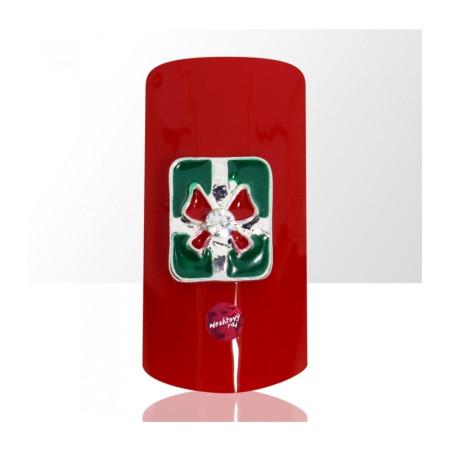 3D darček zelený 6 ks NechtovyRAJ.sk - Daj svojim nechtom všetko, čo potrebujú