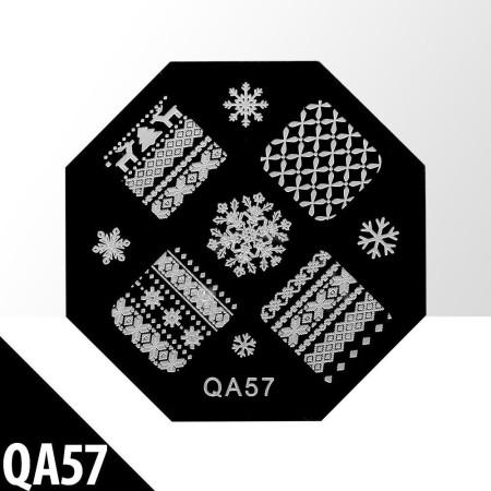 Doštička QA57 NechtovyRAJ.sk - Daj svojim nechtom všetko, čo potrebujú