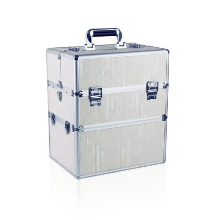 Kozmetický kufrík dvojdielny veľký N13