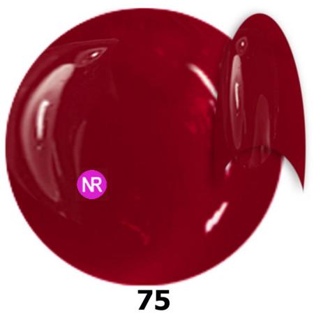 NTN Gél lak NTN 75 červený 6ml
