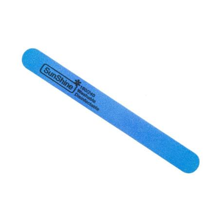 Pilník na nechty penový 180/240 rovný modrý NechtovyRAJ.sk - Daj svojim nechtom všetko, čo potrebujú