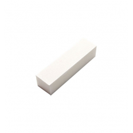Brúsny blok - biely 100/100 10 ks