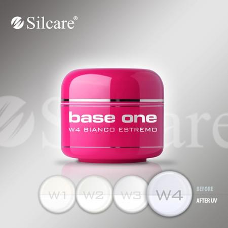 Base one UV gél Bianco Estremo 50g