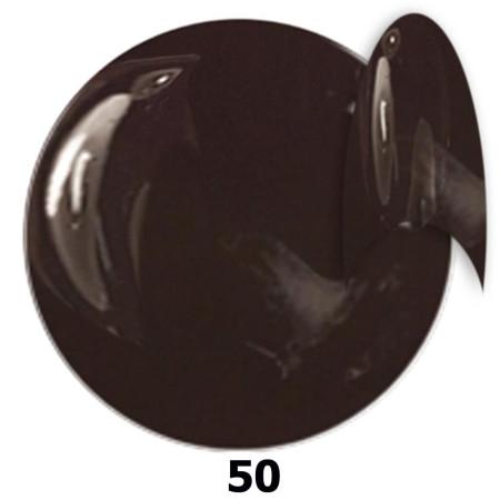 NTN farebný gél lak 50 hnedý 6 ml NechtovyRAJ.sk - Daj svojim nechtom všetko, čo potrebujú
