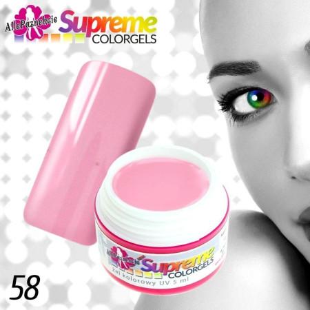 Supreme UV gél 58