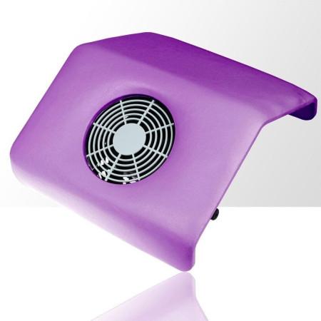 Odsávačka prachu na nechty - fialová