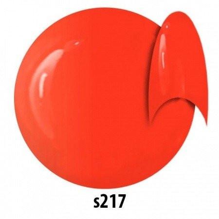 Farebný neonový uv gél NTN S217 5g - nechtovyraj.sk