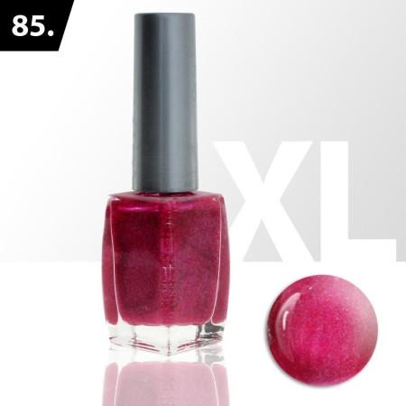 Lak na nechty XL s trblietkami č. 85 NechtovyRAJ.sk - Daj svojim nechtom všetko, čo potrebujú
