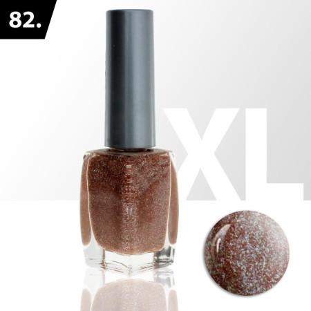 Lak na nechty XL s trblietkami č. 82 NechtovyRAJ.sk - Daj svojim nechtom všetko, čo potrebujú