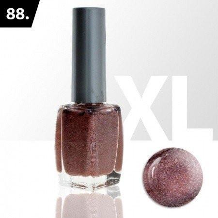 Lak na nechty XL s trblietkami č. 88 NechtovyRAJ.sk - Daj svojim nechtom všetko, čo potrebujú