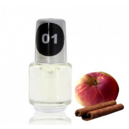 Olejček na nechty vôna jablko škorica