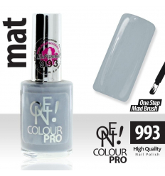Lak na nechty-ONE COLOUR 993