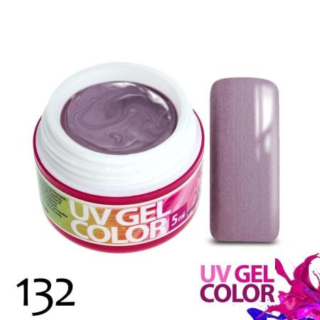 Farebný uv gél 132 5g NechtovyRAJ.sk - Daj svojim nechtom všetko, čo potrebujú
