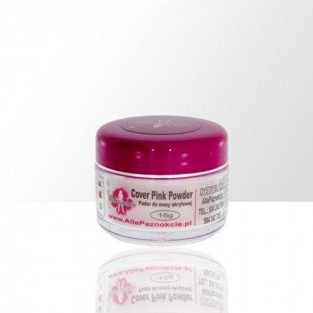 Akrylový prášok cover pink 15 g NechtovyRAJ.sk - Daj svojim nechtom všetko, čo potrebujú