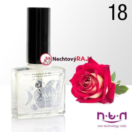 Olejček na nechty vôna ruža