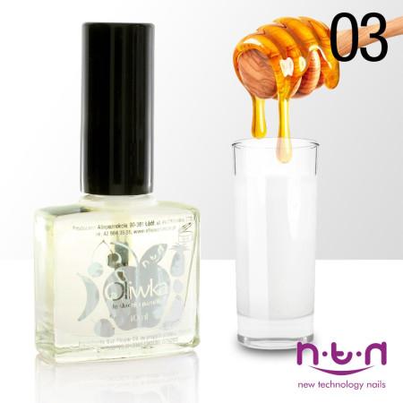 Olejček na nechty 03 vôna med