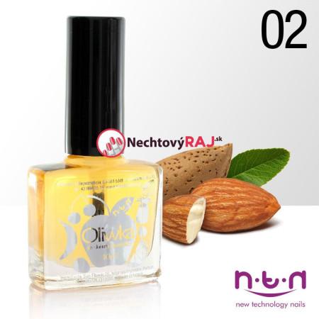 Olejček na nechty vôna mandľa 02