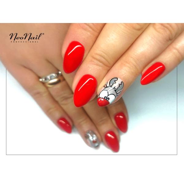 Gél lak NeoNail® Sexy Red 7,2ml NechtovyRAJ.sk - Daj svojim nechtom všetko, čo potrebujú