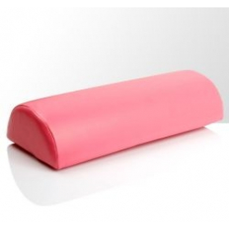 Podložka pod ruku - ružová koženková