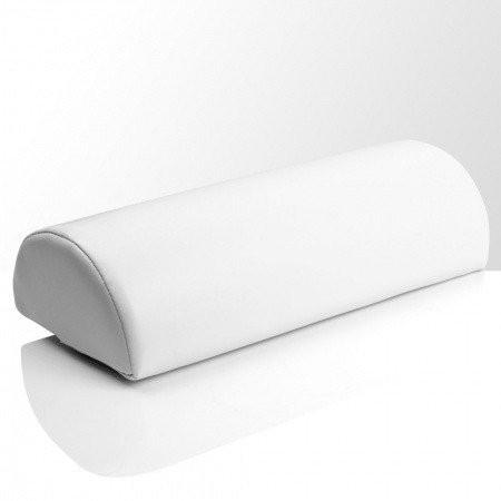 Podložka pod ruku - biela koženková nechtovyraj