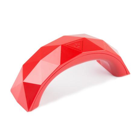 Diamond mini led lampa červená 9 W - NechtovyRAJ.sk