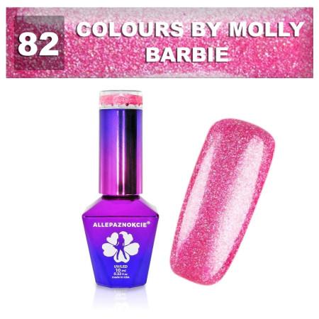 82. Gél lak na nechty Colours by Molly 10 ml NechtovyRAJ.sk - Daj svojim nechtom všetko, čo potrebujú