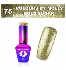 75. Gél lak na nechty Colours by Molly 10 ml