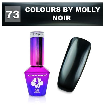 73 Gél lak na nechty Colours by Molly 10 ml NechtovyRAJ.sk - Daj svojim nechtom všetko, čo potrebujú