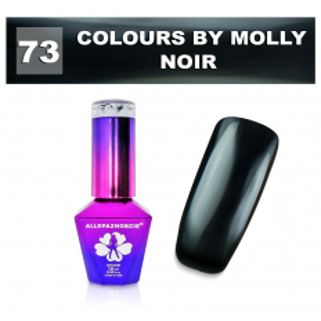 73 Gél lak na nechty Colours by Molly 10 ml