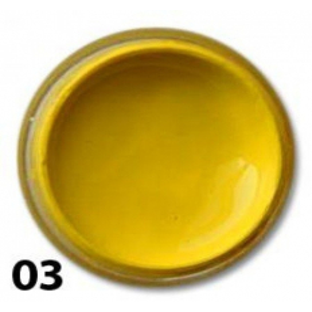 Akrylová farba č.3 10ml NechtovyRAJ.sk - Daj svojim nechtom všetko, čo potrebujú