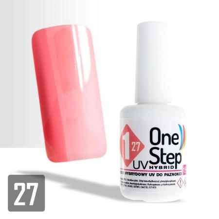 27. Gél lak One step NR 3v1 15 ml - NechtovyRAJ.sk