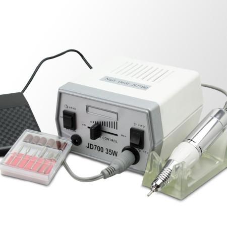 Elektrická brúska na nechty JD 700 biela NechtovyRAJ.sk - Daj svojim nechtom všetko, čo potrebujú