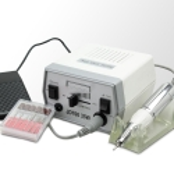 Elektrická brúska na nechty JD 700 biela