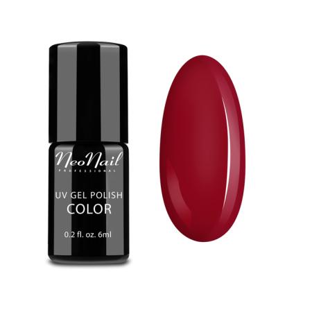 Gél lak NeoNail® Raspberry Red 6ml