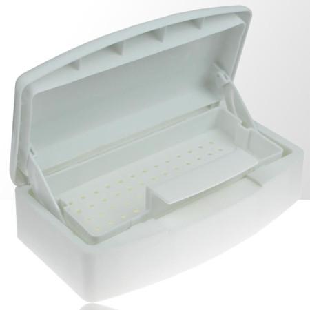 Nádoba na sterilizáciu nástrojov - biela NechtovyRAJ.sk - Daj svojim nechtom všetko, čo potrebujú