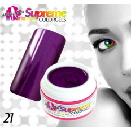 Supreme UV gél 21 NechtovyRAJ.sk