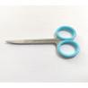 Nožničky na nechty strieborné zahnuté 03 NechtovyRAJ.sk - Daj svojim nechtom všetko, čo potrebujú