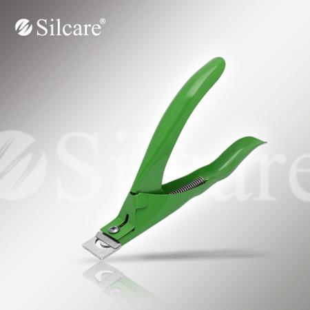 Silcare gilotína na nechty - zelená NechtovyRAJ.sk - Daj svojim nechtom všetko, čo potrebujú