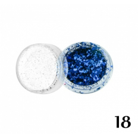 18. Ozdoby out of space - modré NechtovyRAJ.sk - Daj svojim nechtom všetko, čo potrebujú