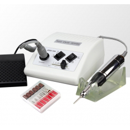 Elektrická brúska na nechty JD 500 - Biela NechtovyRAJ.sk - Daj svojim nechtom všetko, čo potrebujú
