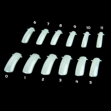 Bluesky formy na nechty natural 120 ks NechtovyRAJ.sk - Daj svojim nechtom všetko, čo potrebujú