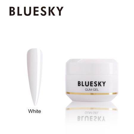 BLUESKY akrygél - White 15g NechtovyRAJ.sk - Daj svojim nechtom všetko, čo potrebujú
