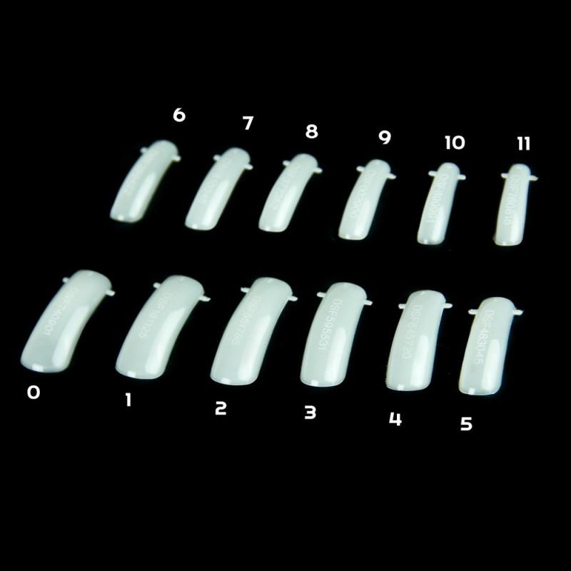 Bluesky formy na nechty natural 12 ks NechtovyRAJ.sk - Daj svojim nechtom všetko, čo potrebujú