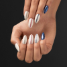 SemiFlash prášok na nechty Holo blue 691 NechtovyRAJ.sk - Daj svojim nechtom všetko, čo potrebujú