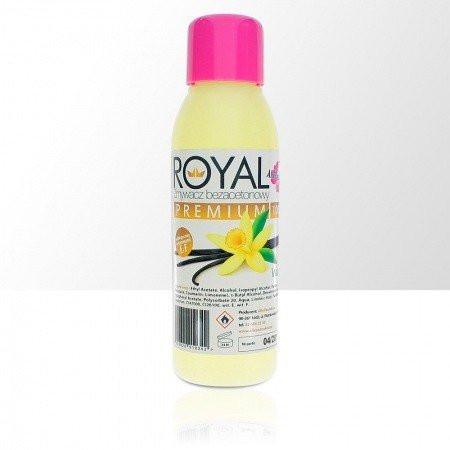 Rozbaliť Odlakovač Royal premium - bezacetónový - vôňa vanilka, 100ml - NechtovyRAJ.sk