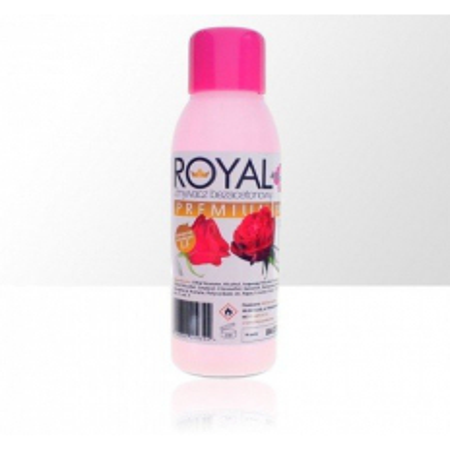 Odlakovač Royal premium - bezacetónový - vôňa ruža, 100ml