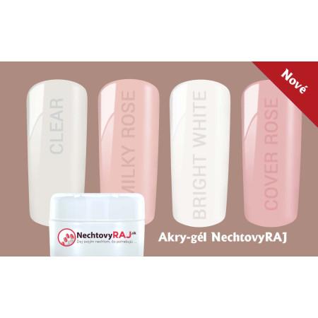 NechtovyRAJ akrygél - ružový 30g