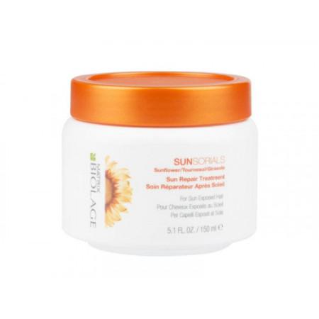 Maska MATRIX BIOLAGE Sunsorials Sun Repair Treatment hydratačná maska po opaľovaní 150 ml NechtovyRAJ.sk - Daj svojim nechtom v