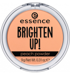 Essence brighten up! Púder broskyňa 10