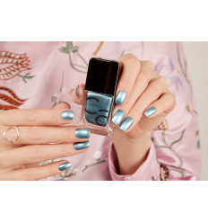 Catrice ICONails gel Lacque lak na nechty 52 Another Day, Another Blue 10,5 ml